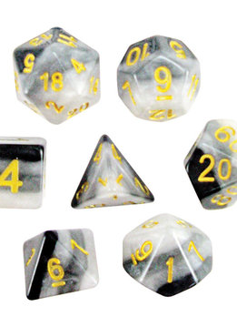 Dusk 7pc Layered Dice Set