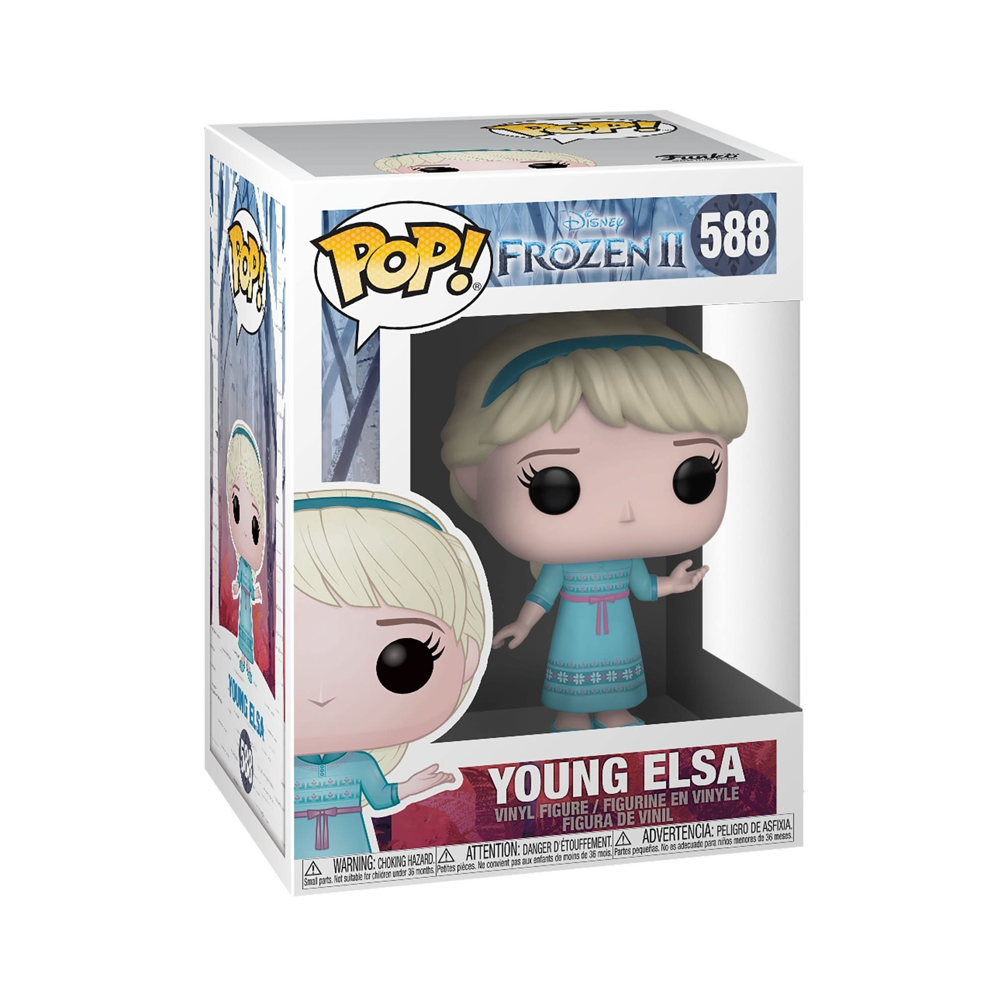 POP! Frozen 2: Young Elsa