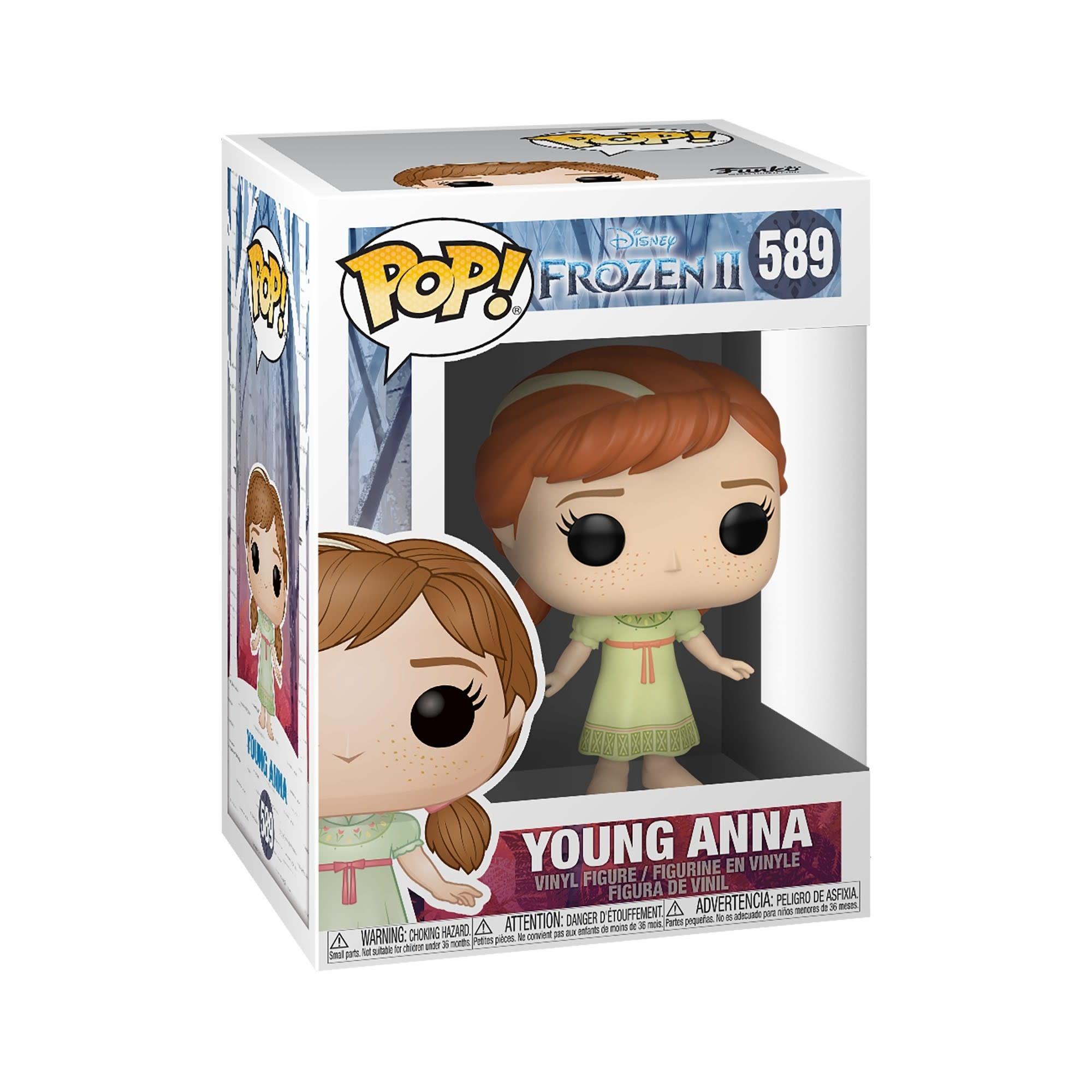 POP! Frozen 2: Young Anna