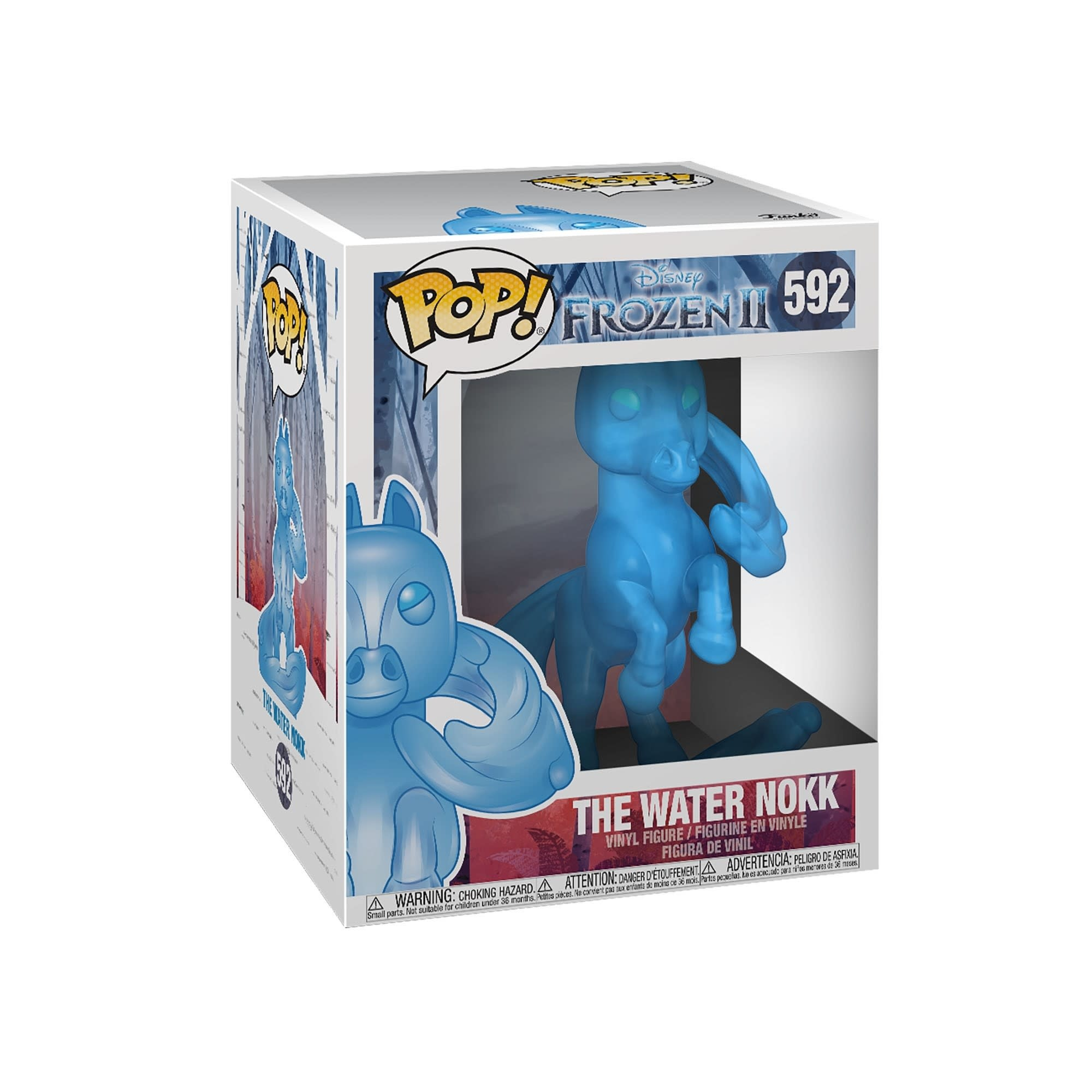 "POP! Frozen 2: Water Nokk (6"")"
