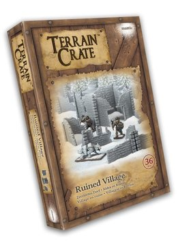 Terrain Crate - Ruined Village