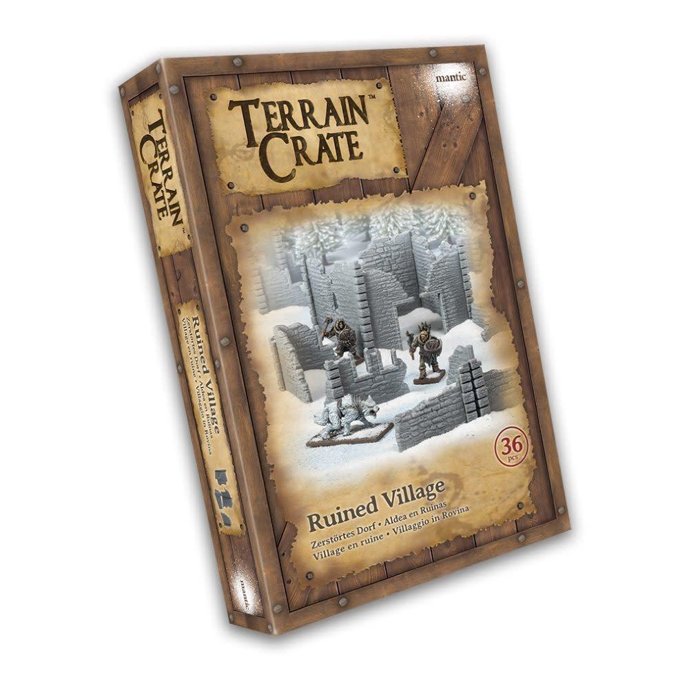 Terrain Crate - Ruined Village