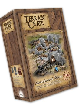 Terrain Crate - Abandoned Town