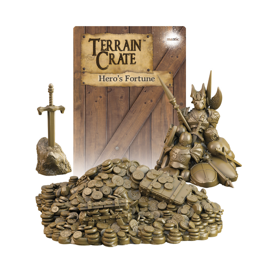 Terrain Crate - Hero's Fortune