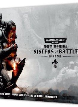 Adeptus Sororitas: Sisters of Battle Army Set (FR)