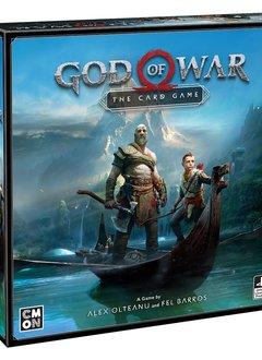 God of War: Le Jeu de Cartes (FR)