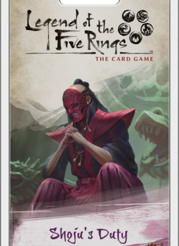 Legend of the Five Rings: Shoju's Duty