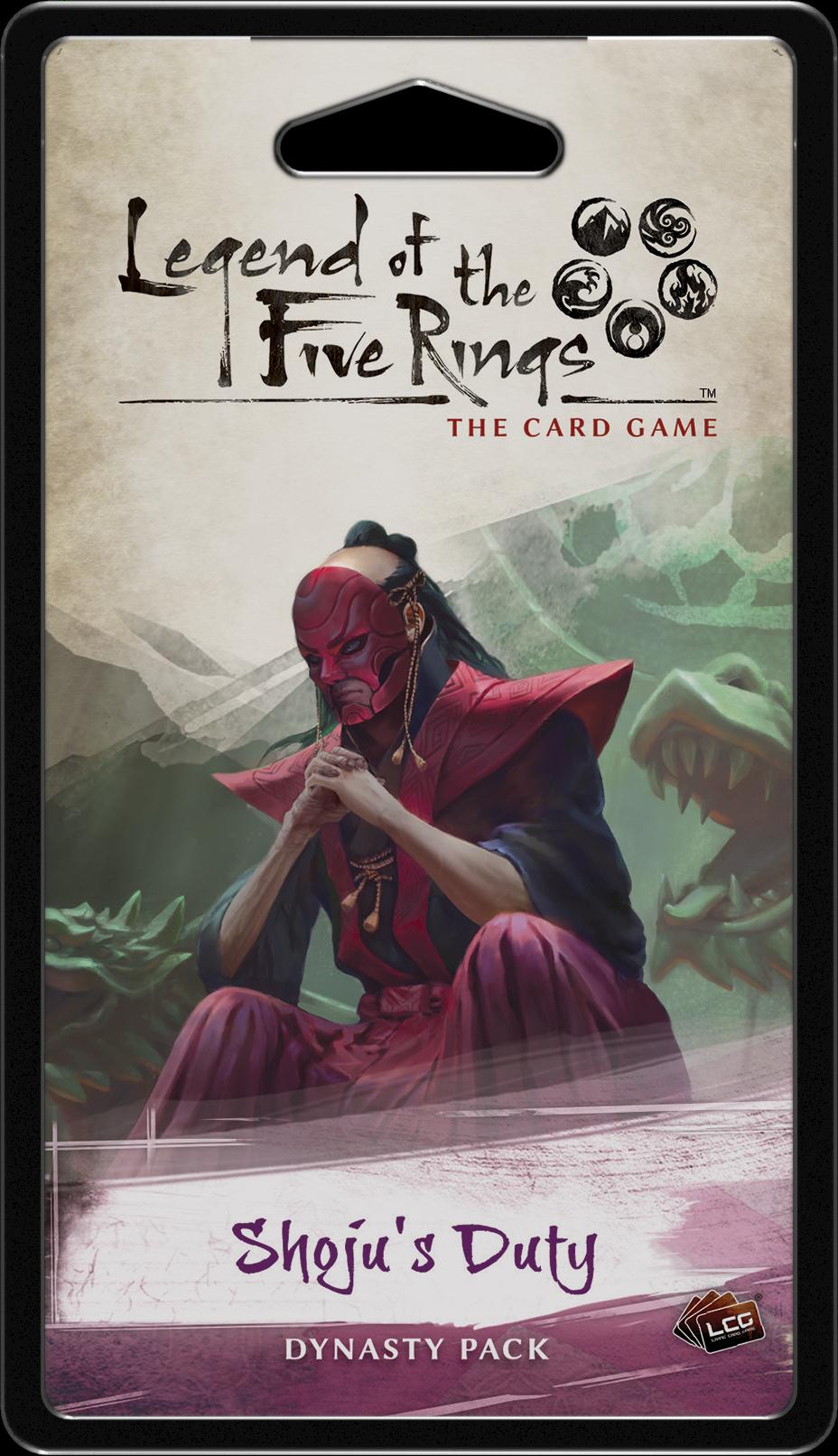 Legend of the Five Rings: Shoju's Duty