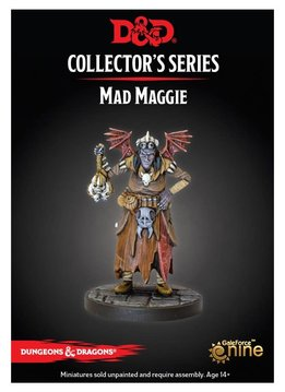 D&D Collector's Series - Mad Maggie