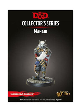 D&D Collector's Series - Mahadi