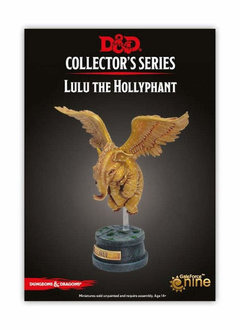 D&D Collector's Series - Lulu the Hollyphant