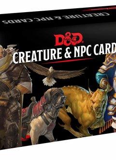 D&D Creature and NPC Cards