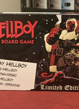 Hellboy TBG: Holiday Hellboy Ltd. Edition