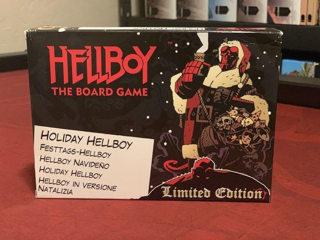 Hellboy TBG: Holiday Hellboy Ltd. Edition