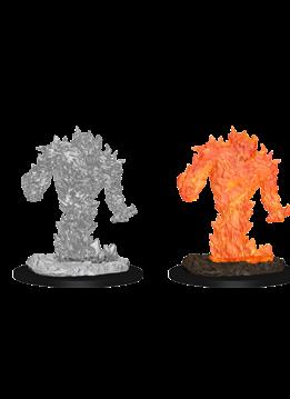 D&D Unpainted Minis: Fire Elemental