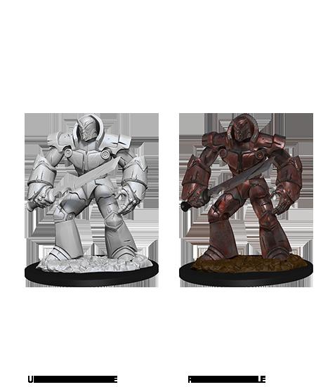 D&D Unpainted Minis: Iron Golem