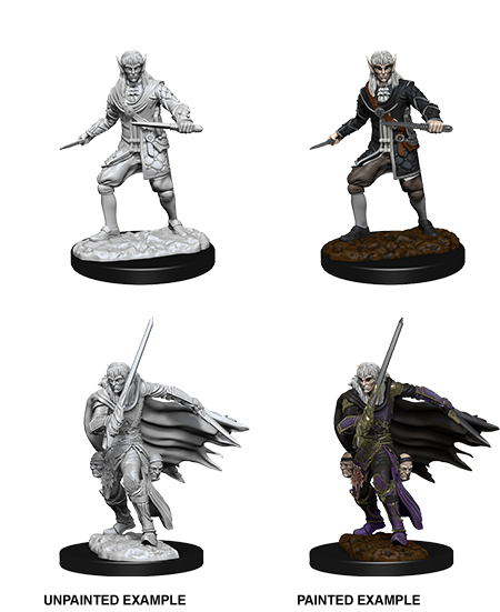 PF Unpainted Minis: Male Elf Rogue