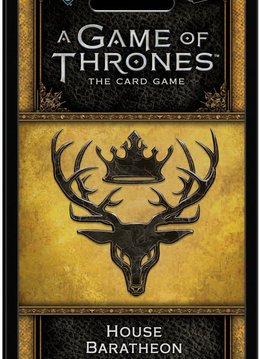 AGOT LCG House Baratheon Intro Deck
