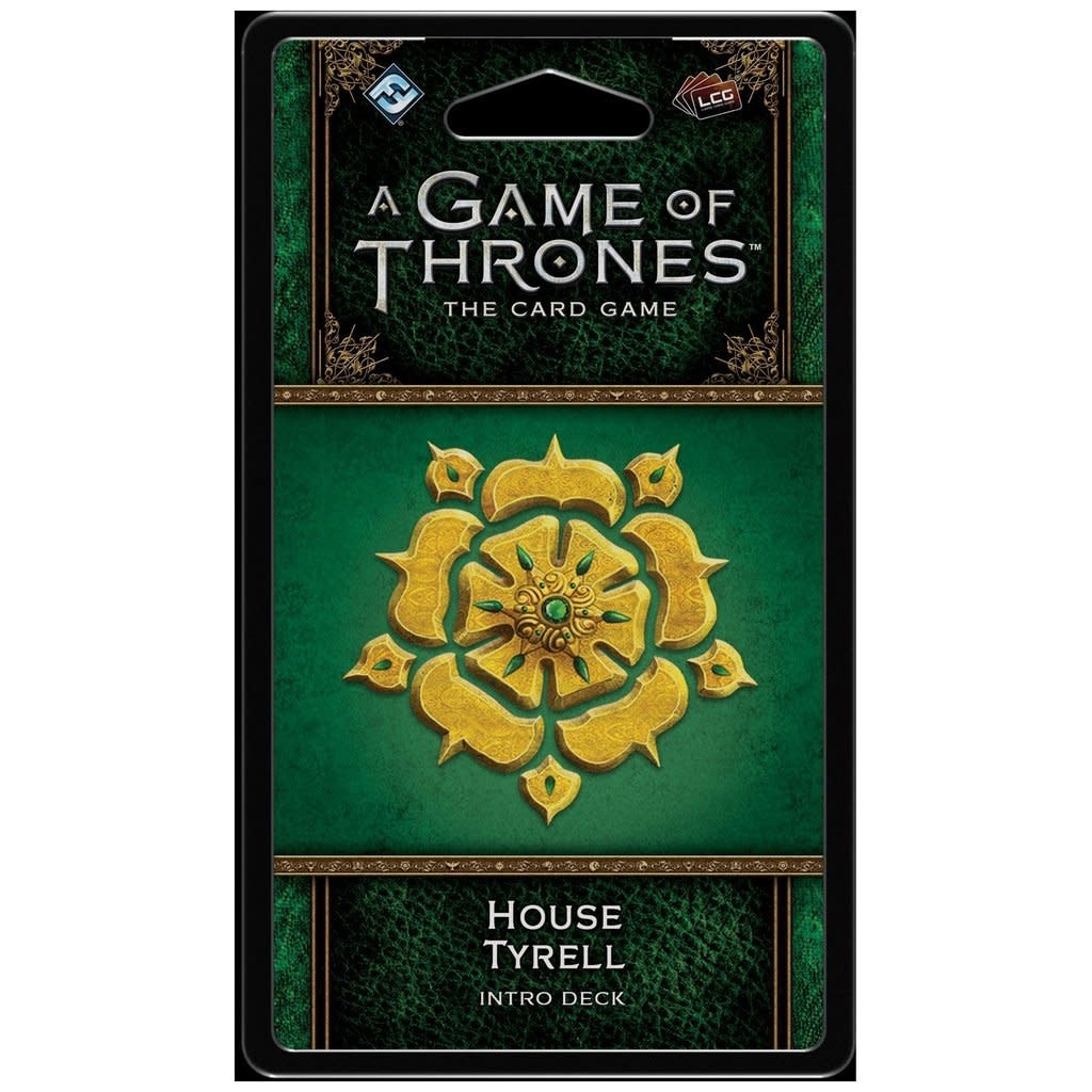 AGOT LCG House Tyrell Intro Deck