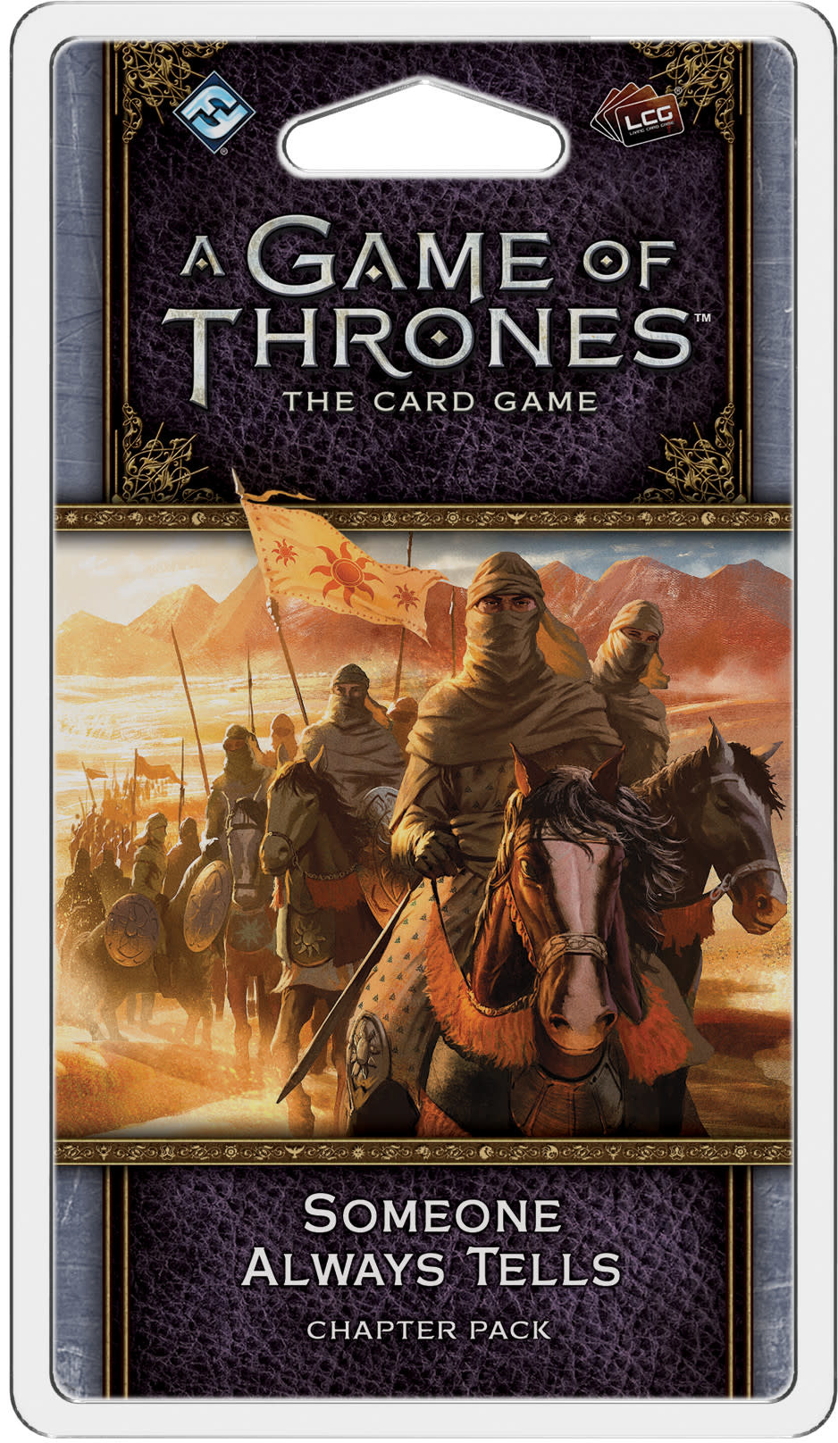 Game Of Thrones-LCG 2nd Edition: Someone Always Tells
