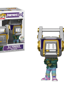 Pop! Fortnite: DJ Yonder