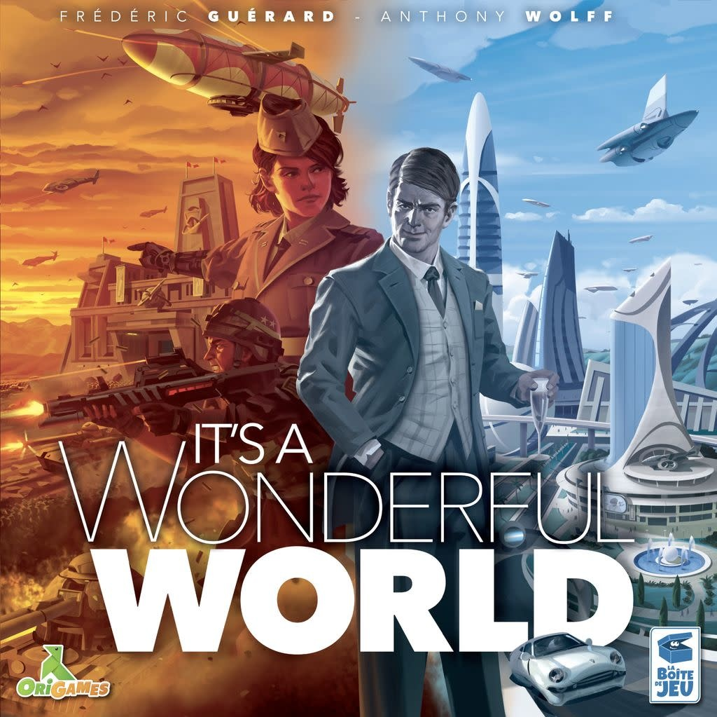 It's a Wonderful World (FR)