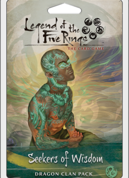 Legend of the Five Rings: Seekers of Wisdom Clan Pack