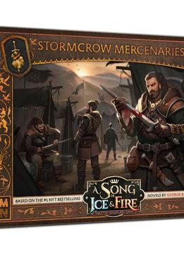 SIF: Stormcrow Mercenaries