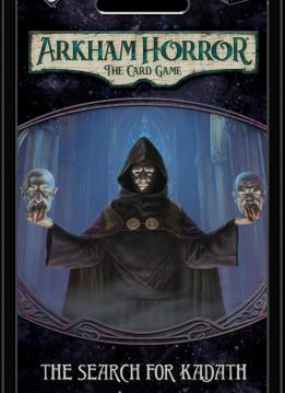 Arkham Horror LCG: À la Recherche de Kadath