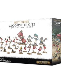 Gloomspite Gitz Caveshroom Loonz