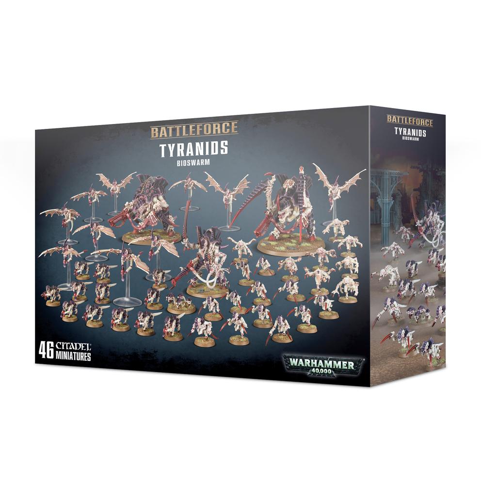 Tyranids Bioswarm