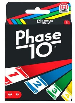 Phase 10 (Bilingue)