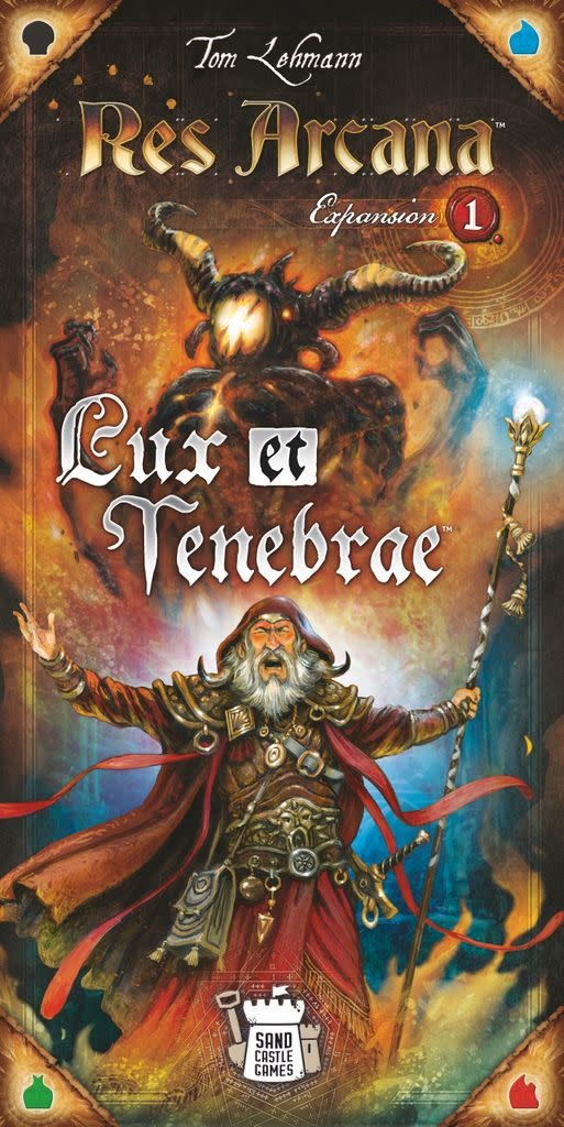 Res Arcana: Lux et Tenebrae (EN)