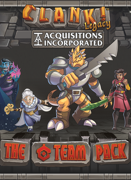 Clank! Legacy: The C Team Pack