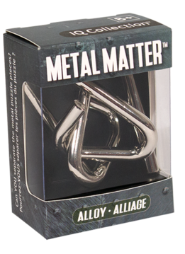 Metal Matter Puzzle - Alliage