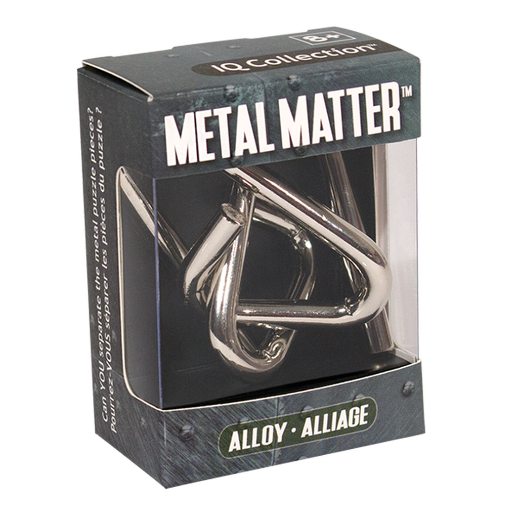 Metal Matter Puzzle - Alliage