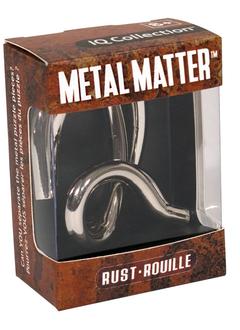Metal Matter Puzzle - Rouille