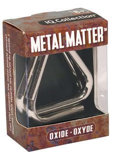 Metal Matter Puzzle - Oxyde
