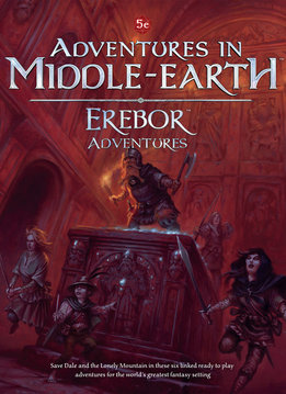 Adventures in Middle Earth: Erebor Adventures