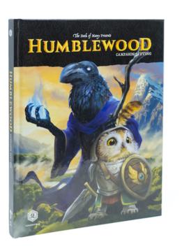 Humblewood RPG: Campaign Setting