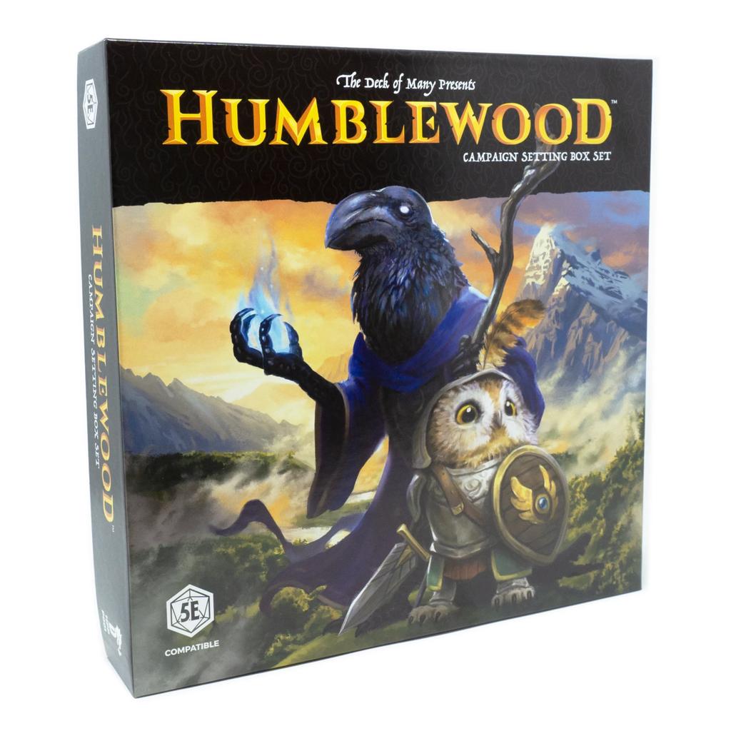 Humblewood RPG: Box Set