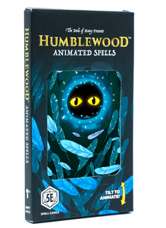 Humblewood RPG: Animated Spells
