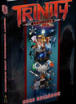Trinity Continuum: Core Rulebook HC