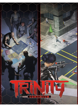 Trinity Continuum: Storyguide Screen
