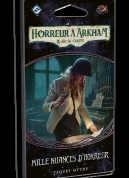 Horreur à Arkham JCE: Milles Nuances d'Horreur