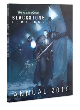 Warhammer Quest: Blackstone Fortress Annual 2019 (EN)