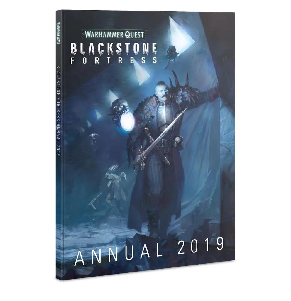 Warhammer Quest: Blackstone Fortress Annual 2019 (EN)