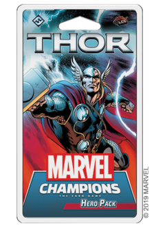 Marvel Champions - Thor Paquet d'Héro (FR)