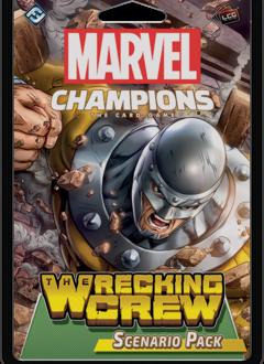 Marvel Champions - The Wrecking Crew (EN)
