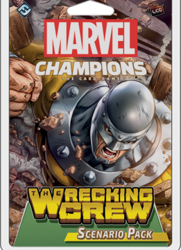 Marvel Champions - The Wrecking Crew (EN)